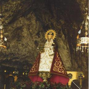 Our Lady of Covadonga, Spain