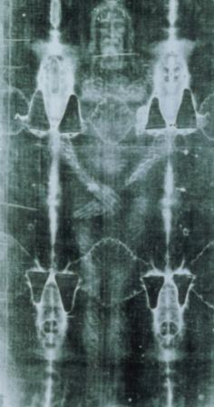 Shroud of Turin, picture from rayofmercy.org